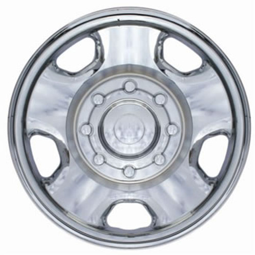 """05'-09' Ford F350 Wheel Skins-18"""" Cover Hubcap for Steel Wheel"""