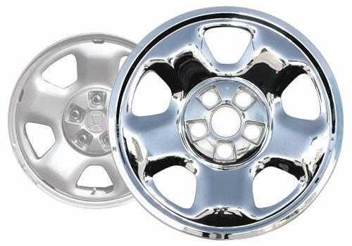 06' - 14' Honda Ridgeline Wheel Skins 17 inch Ridgeline Wheel Covers