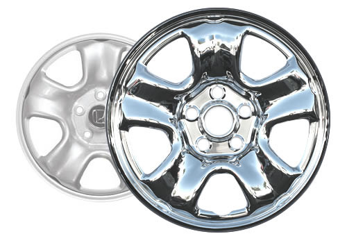 12' 13' 14' 15' 16' Honda CRV Wheel Skins Chrome Wheel Covers 16 inch