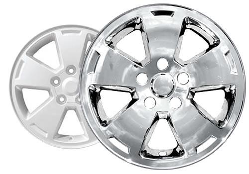 2006 2007 2008 2009 2010 2011 2012 Impala hubcaps Chevy Impala wheel skin covers.