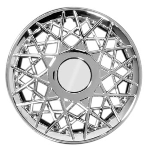 98' - 02' Ford Crown Victoria Wheel Cover Chrome Finish 16 inch Crown Vic Hubcap