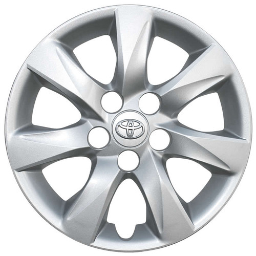 2011 2012 2013 2014 Matrix Hubcaps - Genuine Toyota New Matrix Wheel Cover
