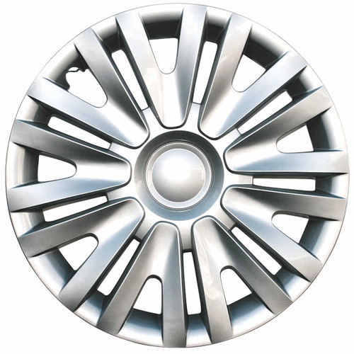 2010-2014 Volkswagen Golf Wheelcover 9 split spoke VW Golf Hubcap