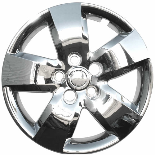 2007 2008 2009 Altima Hubcaps 16 inch Chrome Altima Bolt-on Wheel Cover