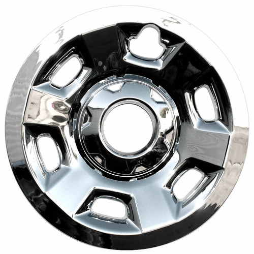 Years 15' 16' 17' 18' GMC Canyon wheel cover. 16 inch chrome wheel cover for styled steel wheels.