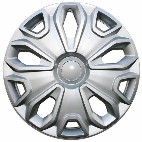 "2015 2016 2017 2018 Ford Transit Wheel Cover Silver 16"" Transit Hubcap"