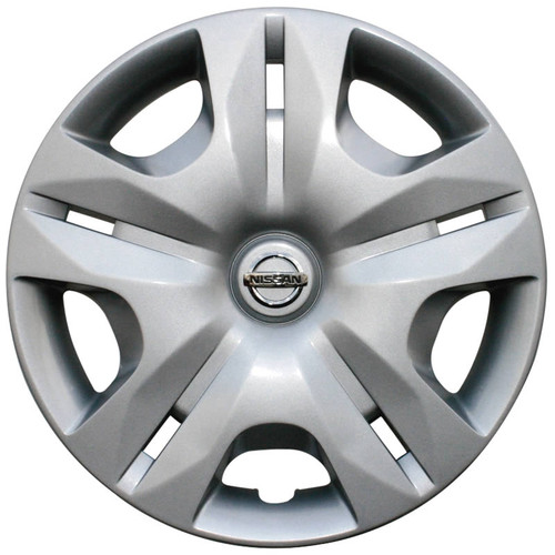 2010 2011 2012 Nissan Versa Hubcaps 15 inch Wheel Covers