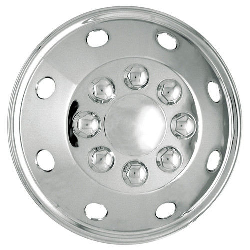 16 inch Motorhome Hubcaps Universal RV Wheel Cover ABS