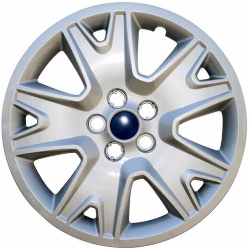 2013 2014 2015 2016 Escape Hubcap Wheel Cover Silver Replica for 17 inch Wheel.