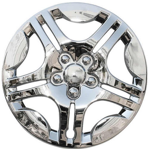 04' 05' 06' 07' 08' Malibu Hubcap. Chrome finish direct replacement wheel cover.