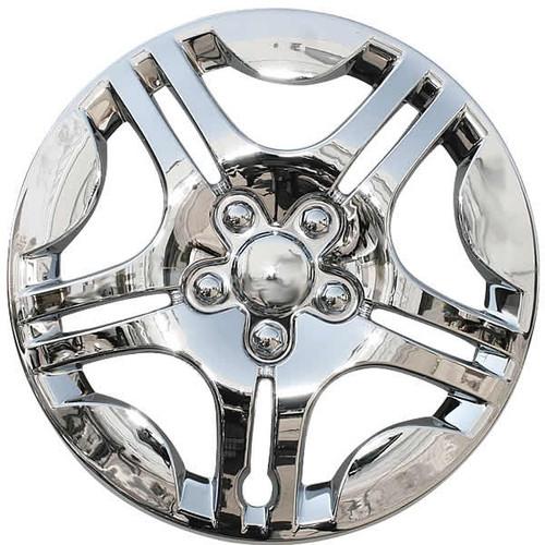 04' 05' 06' 07' 08' Malibu Hubcap. Chrome finish direct replacement wheel cover.