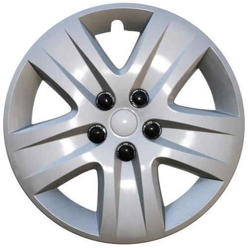 2011 2012 2013  silver finish 17 inch Chevrolet Impala hubcap.