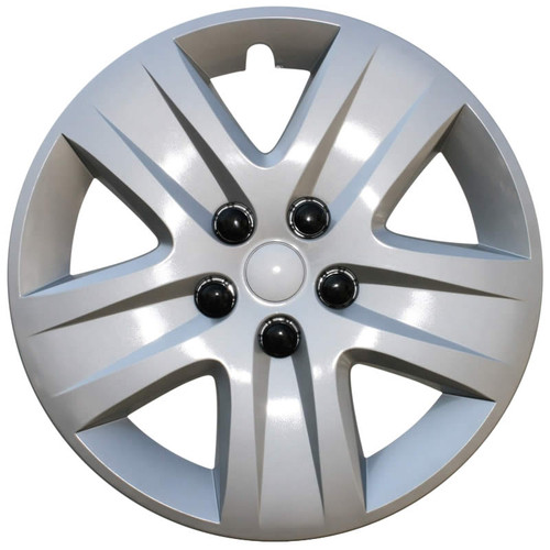 2011 2012 2013  silver finish 17 inch Chevrolet Impala hubcap.