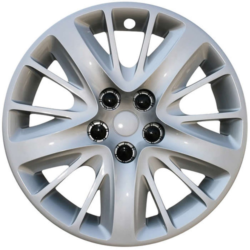 2014 2015 2016 2017 2018 Chevy Impala Wheel Cover Silver Finish 18 inch Impala Hubcap
