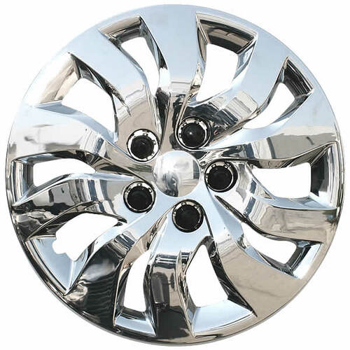 Fits years 16' 17' 18' Chevrolet Malibu Hubcap Chrome Wheel Covers