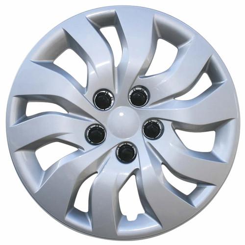 New Replica 2016 2017 2018 Chevy Malibu Hubcap Malibu Wheel Cover 16 inch with Beautiful Silver Finish