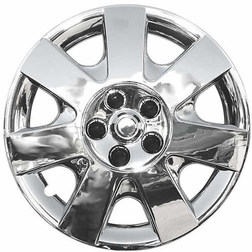 00' - 07' Taurus hubcap with chrome finish 16 inch replica wheel cover.