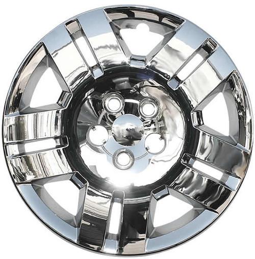2011, 2012, 2013, 2014 Dodge Avenger Wheel Cover 17 inch Replica Avenger Hubcap with Chrome Finish