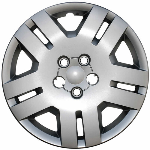 2011, 2012, 2013, 2014 Dodge Avenger Wheel Cover 17 inch Replica Avenger Hubcap with Silver Finish