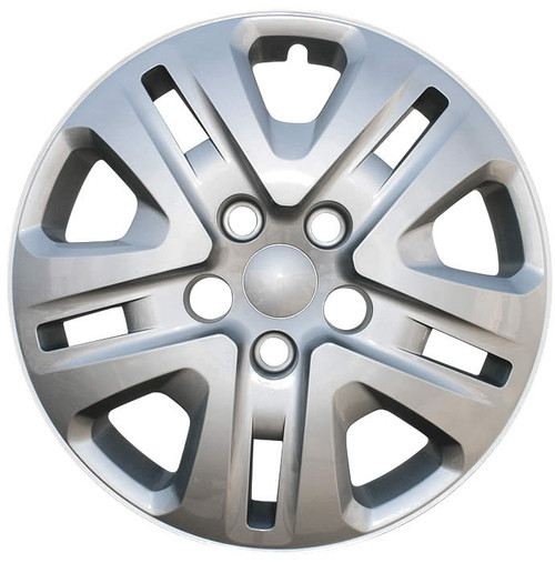 2015 2016 2017 Caravan Hubcap 17 inch Replica Caravan Wheel Cover with Silver Finish