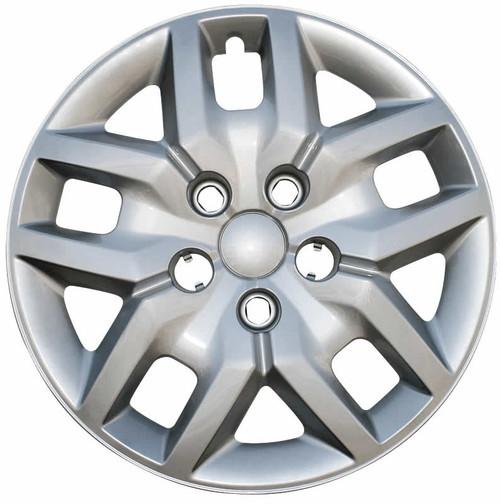 2014 2015 2016 2017 Dodge Grand Caravan Hubcap 17 inch Replica Grand Caravan Wheel Cover with Silver Finish