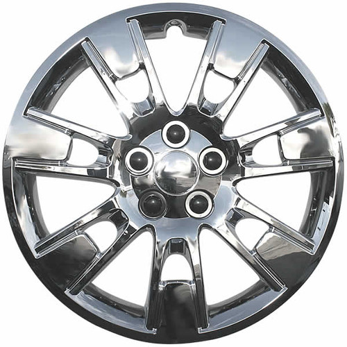 2014 2015 2016 Toyota Corolla Chrome Replica Hubcap Replacement Wheel Cover