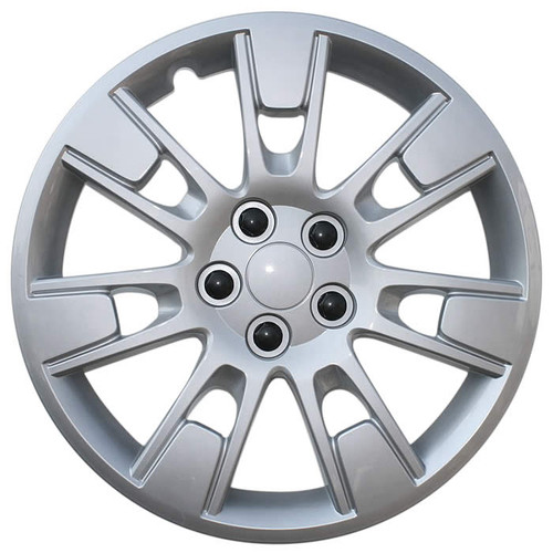Years 14' 15' 16' Toyota Corolla Hubcap is screw-on just like the genuine original.