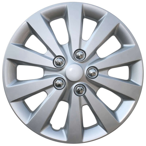 Years 13' 14' 15' 16' 17' Sentra Hubcap replica.