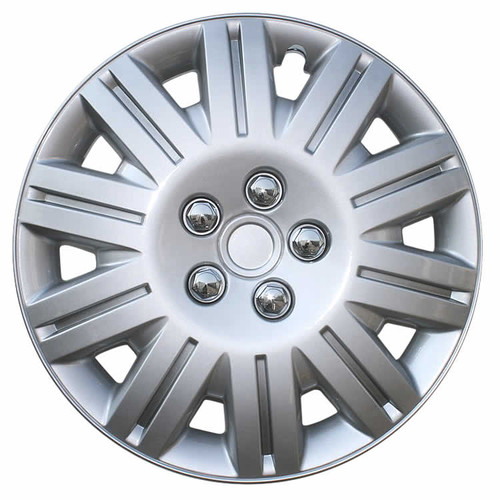 New 05' 06' 07' Chrysler Town & Country hubcap. 15 inch silver replica.