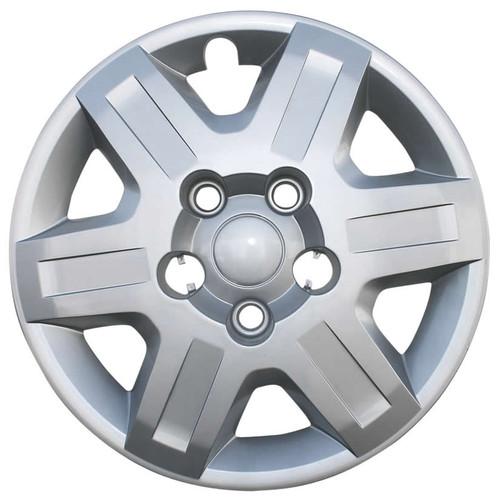 2008 2009 2010 2011 2012 2013 Dodge Caravan Hubcap Silver Bolt-on 16 inch Replica Covers