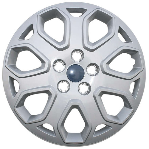 2012 2013 2014 Ford Focus Hubcap Silver Finish Wheel Cover.