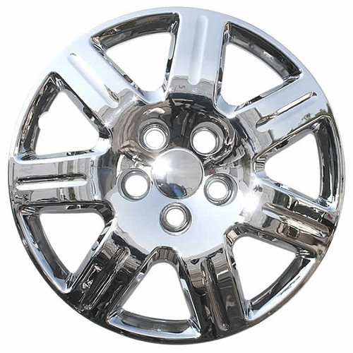 """2006 2007 2008 2009 2010 2011 Civic hubcap. Replica 16"""" Civic wheel cover with chrome finish."""