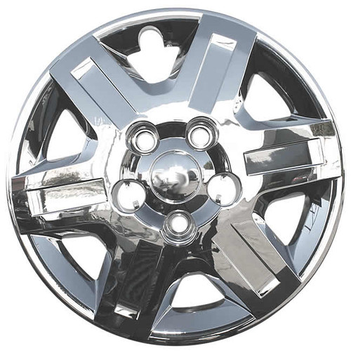 Chrome finish 2008 2009 2010 2011 2012 2013 Dodge Caravan Hubcap 16 inch replica Wheel Cover
