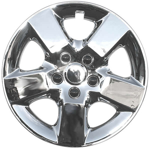 2008 2009 2010 2011 2012 2013 2014 2015 Nissan Rogue Hubcap 16 inch Replica Chrome Wheel Cover