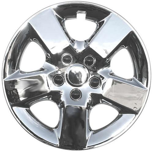 2008 2009 2010 2011 2012 2013 2014 2015 Nissan Rogue Hubcap 16 inch Replica Chrome Wheel Cover