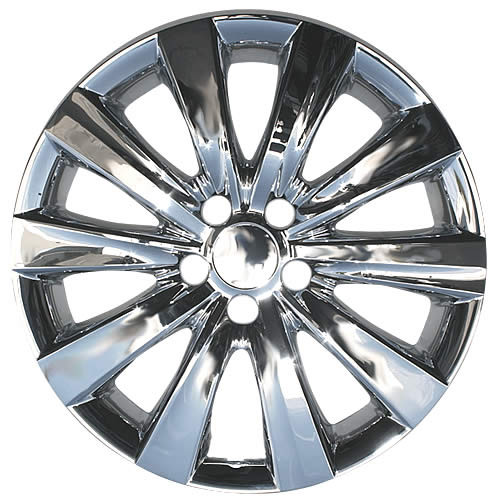 2011 2012 2013 Corolla Wheel Covers 16 inch Chrome Replica Corolla hubcaps.