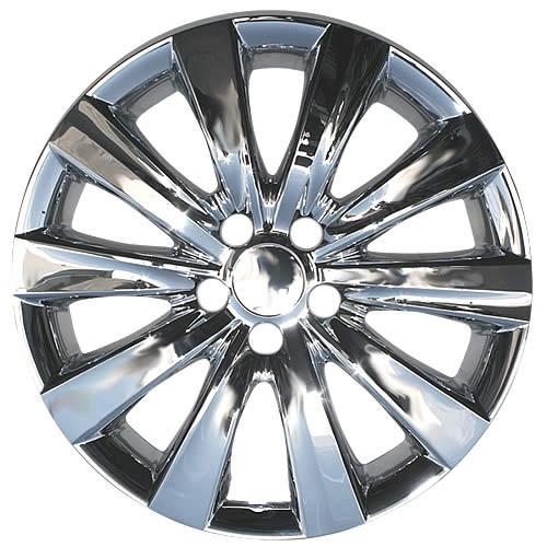 2011 2012 2013 Corolla Wheel Covers 16 inch Chrome Replica Corolla hubcaps.