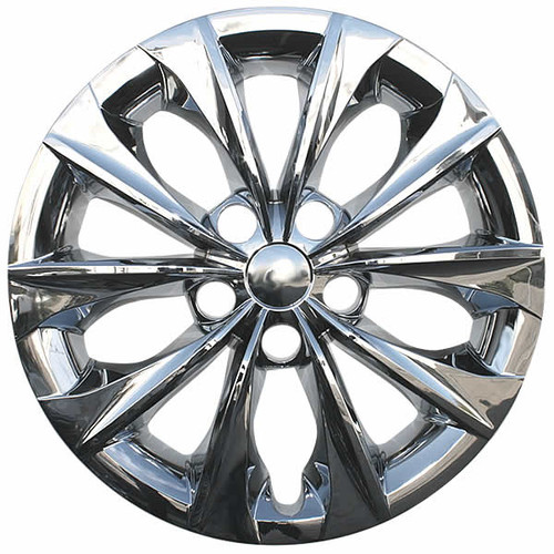 2015 2016 2017 Camry Hubcaps Chrome 16 inch Replica Wheel Covers