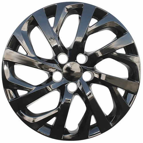 Black 2017 2018 Corolla Wheel Cover 16 inch Hubcap