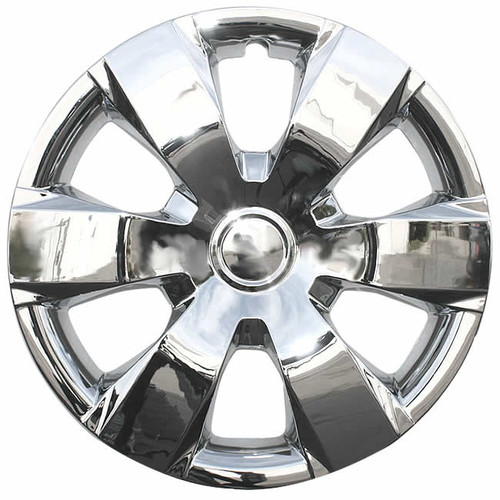 "2007 2008 2009 2010 2011 Toyota Camry Hubcap 16"" Chrome Replica Camry Wheel Covers"