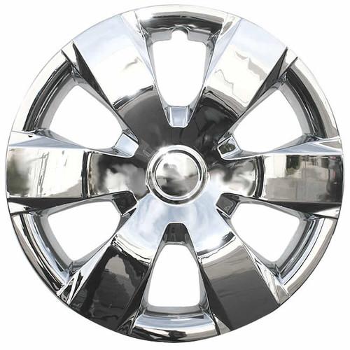 "2007 2008 2009 2010 2011 Toyota Camry Hubcap 16"" Chrome Replica Camry Wheel Covers"