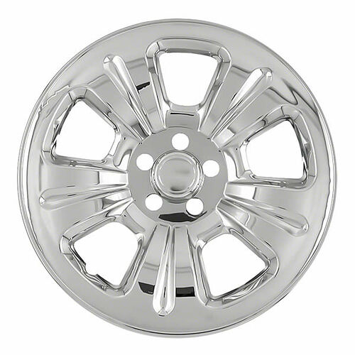 2003-2007 Subaru Forester Chrome Wheel Skin Cover 17 inch Hubcap