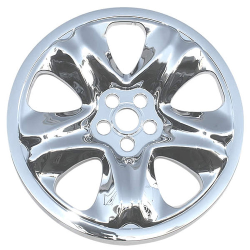 2014 2015 2016 2017 Subaru Forester Wheel Skin Cover 17 inch 5 Lug Chrome Subaru Hubcap