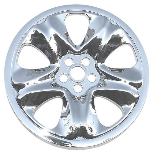 2014 2015 2016 2017 Subaru Forester Wheel Skin Cover 17 inch 5 Lug Chrome Subaru Hubcap