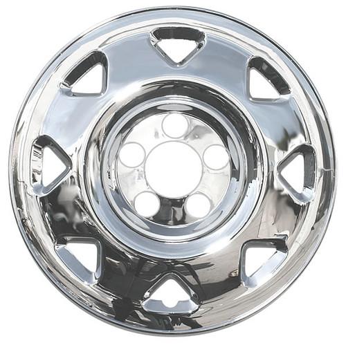 1997 1998 1999 2000 2001 Honda CRV Wheel Skin Cover Looks Like New Chrome Wheel