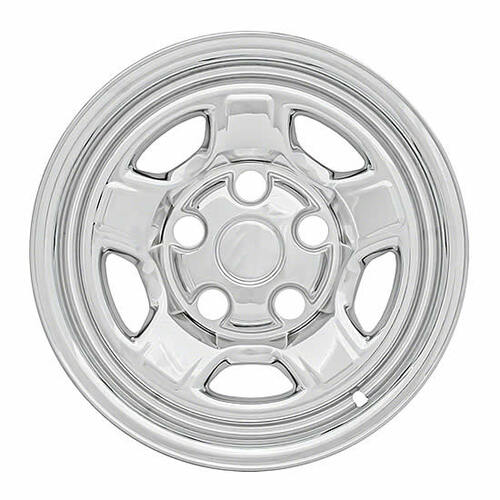 2005 2006 2007 2008 2009 2011 2012 Dodge Dakota Wheel Skin Chrome Cover