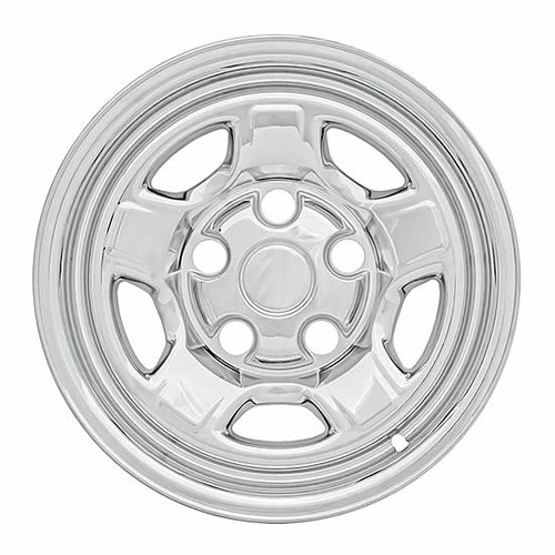 2005 2006 2007 2008 2009 2011 2012 Dodge Dakota Wheel Skin Chrome Cover
