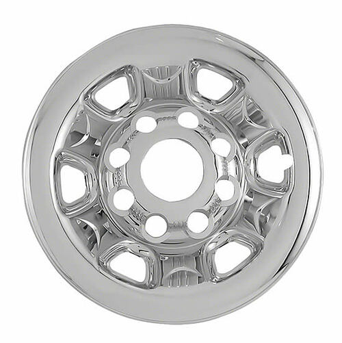 2004-2010 Chevy Silverado Wheel Covers Silverado 3500 Chrome Wheel Skin