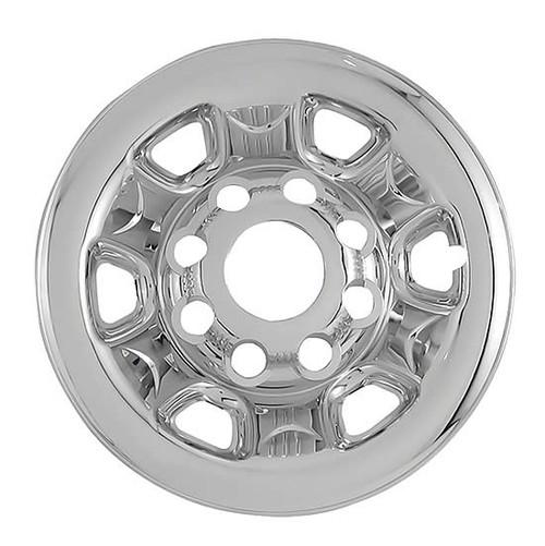 2004-2010 GMC Sierra Wheel Covers Sierra 3500 Chrome Wheel Skin Hubcap
