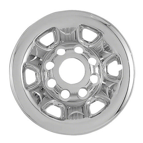 2004-2010 GMC Sierra Wheel Covers Sierra 3500 Chrome Wheel Skin Hubcap